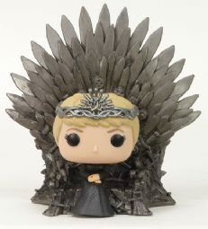 Funko 37796 Cersei Lannister on Iron Throne